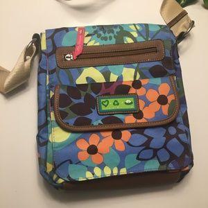 NWOT Lily Bloom Crossbody Bag